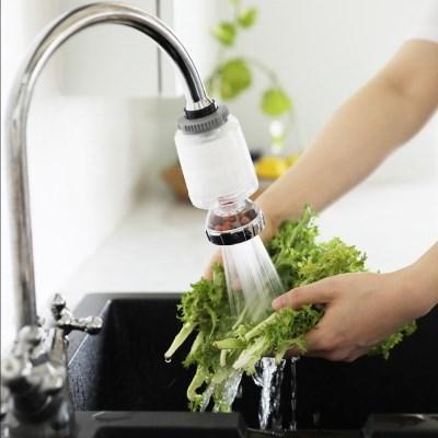 주방용 싱크대 세면대 녹물제거 필터 수돗물 염소 불순물 제거