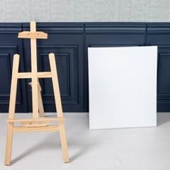 직사각 캔버스 50x60cm+이젤 90cm DIY 장식 FDIYFT_(1841752)
