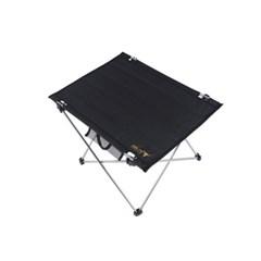 튼튼한 경량 휴대용 폴딩 접이식 롤 캠핑테이블