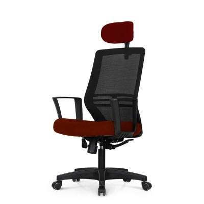 LR37HB 헤드형 사무용 책상 컴퓨터 의자_(11033647)