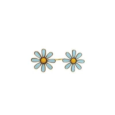 Ocean daisy ring