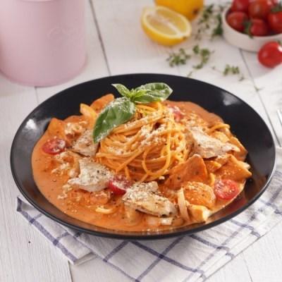 [밀키트] 닭가슴살 파스타 3종 (2인분) 쿠킹박스
