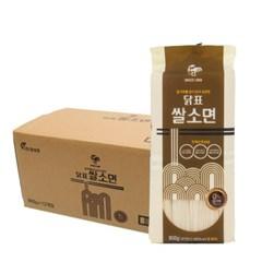 닭표 쌀소면 800g x 12개입_(214833)