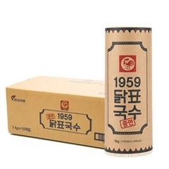 1959 닭표국수 1kg x 10개입_(214832)