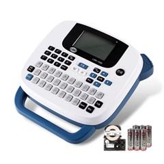 로드메일코리아 휴대용 라벨프린터 LMK-1000 블루_(1392602)