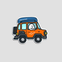 [퍼디] I LOVE MY SUV 키링