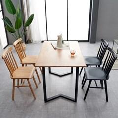 끄망메블루 이에르바 4인 테이블