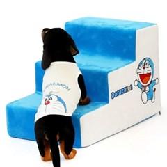3단 스텝 침대 소파 계단 강아지 발판