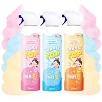 캐리팝 3개 흔들어 발사하는 거품목욕제 버블클렌저_(2201394)