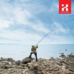 카즈미 스윙턴 420 원투 바다 낚시대 K20T3S014 / 파워 캐스팅 로드