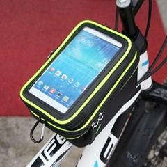 울프베이스 자전거 스마트폰가방/2단 자전거백