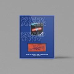 슈퍼주니어 WORLD TOUR - [SUPER SHOW 8 : INFINITE TIME]