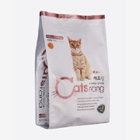 애묘 건식사료 캐츠랑 캣 인도어 고양이사료 10kg 펫
