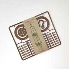 대롱대롱 리컵키트(컬러:choco)(체험학습자료,업사이클링,DIY)