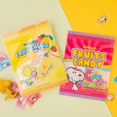 [Peanuts] 스누피 마켓_조각 스티커 세트