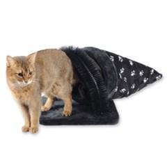 나나캣 꼬깔터널 고양이장난감 고양이놀이용품