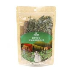 고양이 시리즈 블루마운틴 캣닙과 마다다비 나무 30g