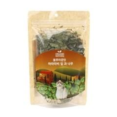 고양이용품시리즈 블루마운틴 마다다비 잎과 나무 30g