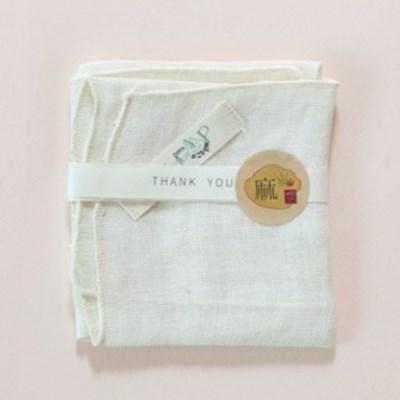 [예고은삼베] 친환경 삼베 손수건