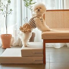 [눈독들이다] 스텝 매트 강아지 계단 (실리콘 애견 스텝_(570911)