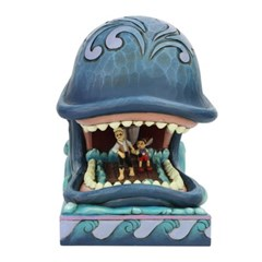 디즈니 고래 속 피노키오 피규어 19cm_E6005971
