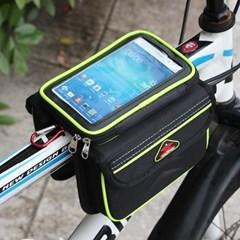 울프베이스 더블백 자전거 스마트폰가방/자전거가방