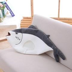 큐티 후드모자 [물고기] 그레이_(12080925)
