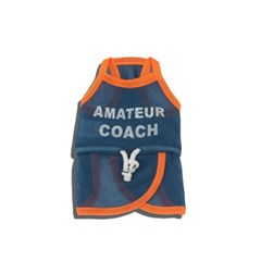 [monchouchou] Amateur Coach Mesh Skirt