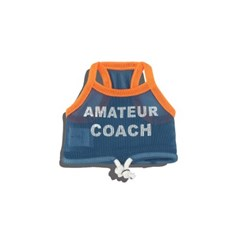 [monchouchou] Amateur Coach Short Top