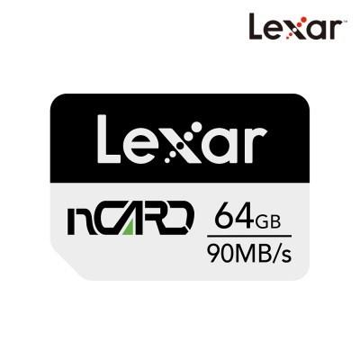 [렉사] 공식판매원 화웨이 nCARD NM 나노 카드 64GB
