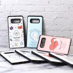 국내 캐릭터 티니프렌즈 정품 카드 슬라이더 케이스 - 아이폰