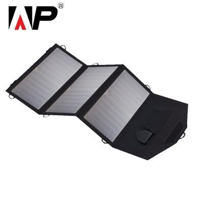 올파워 21W 18V 태양광충전기 여행/차량배터리 비상충전