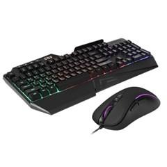 COX 유선 게이밍 키보드 마우스 CKM510