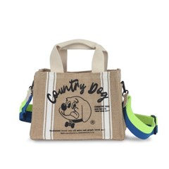 [monchouchou] Country Dog Daily Bag S