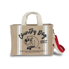 [monchouchou] Country Dog Daily Bag L