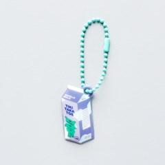 PVC 소프트 키링_티키타카토 우유