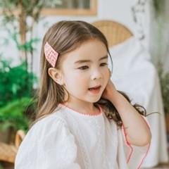 채니봉봉 알로하 페이즐 꼬임 똑딱핀_(1062598)
