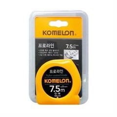 [코메론] 프로라인노랑 KMC-74N 줄자 7.5M_(12655444)