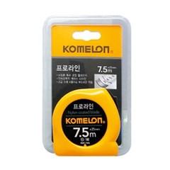 [코메론] 프로라인노랑 KMC-74N 줄자 2M_(12655453)