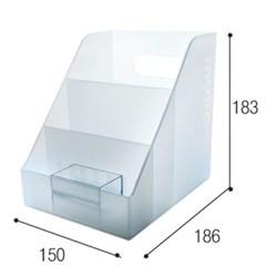 [시스맥스] 데스크오거나이저M 270091(W150*D186*H183mm_(12656881)