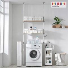 [한샘] 컴포트 2단 세탁기 선반
