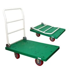 [가나핸드카] 운반대차 녹색데크 미니 /캐리어_(12655606)
