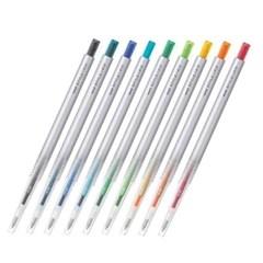 [유니] 중성펜 스타일핏 UMN-139 0.28mm 그린_(12655052)