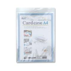 [알파] 포켓 카드 케이스 (A4) 세로형_(12654664)