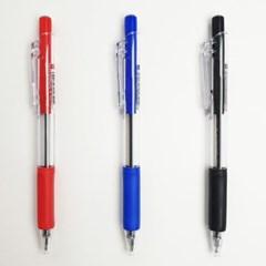 [이벤트 2+1] 더블에이 트라이터치 펜 0.7mm 2개_(2230666)