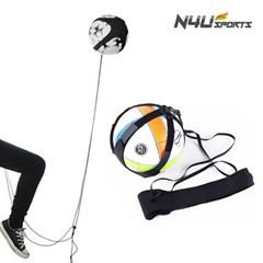 엔퐁유 트레이닝 리턴볼 N4U-KT01 슛 패스 킥 연습 훈련