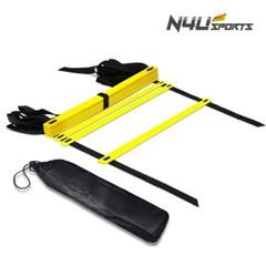 엔포유 트레이닝 사다리 N4U-TL45 스텝레더 축구 연습 훈련 용품