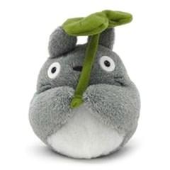 [이웃집 토토로] 포근한 오자미(대토토로 나뭇잎M)