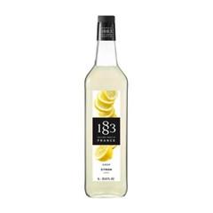 1883 레몬 시럽 1000ml 6개(1박스)_(992696)