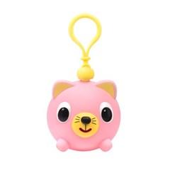 자버볼 주니어 고양이 핑크